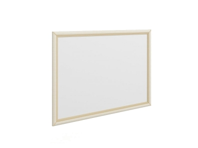 Зеркало настенное Александрия ЛД 625120.000 1100х700х22 Кожа Ленто