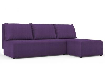 Угловой диван Алиса Vital violet кат. 2