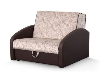 Диван-кровать Оливер 3 вариант Коричневый