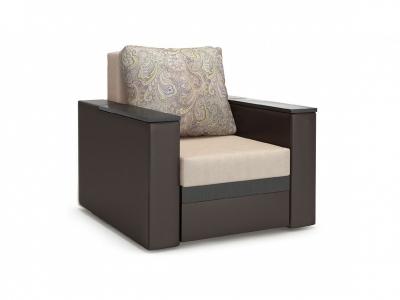 Кресло Браун раскладное Royal/latte