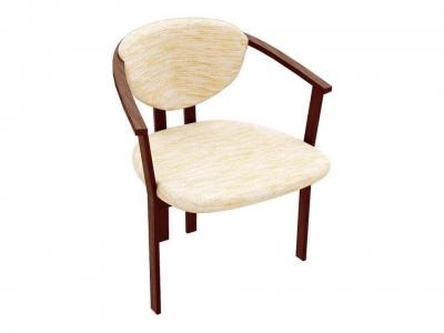Кресло Рапсодия Т3 С-303 Орех тк №10