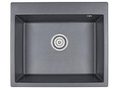 Кухонная мойка Granula 6001 Шварц