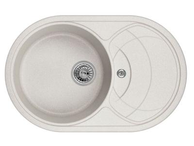 Кухонная мойка Granula 7801 Базальт
