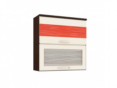 Шкаф-витрина 09.09 Оранж 800х320х830