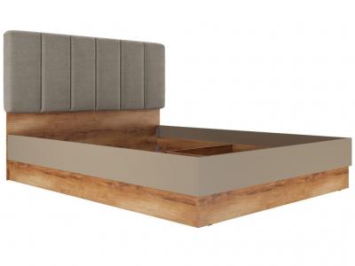Кровать с подъемным механизмом 1800 Рамона Дуб кельтский/Капучино