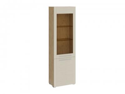 Шкаф для посуды с 2 дверями Николь ТД-296.07.25 Бунратти, Бежевый