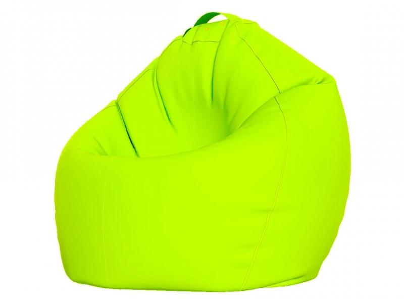 Кресло-мешок XXXL нейлон салатовый люмин
