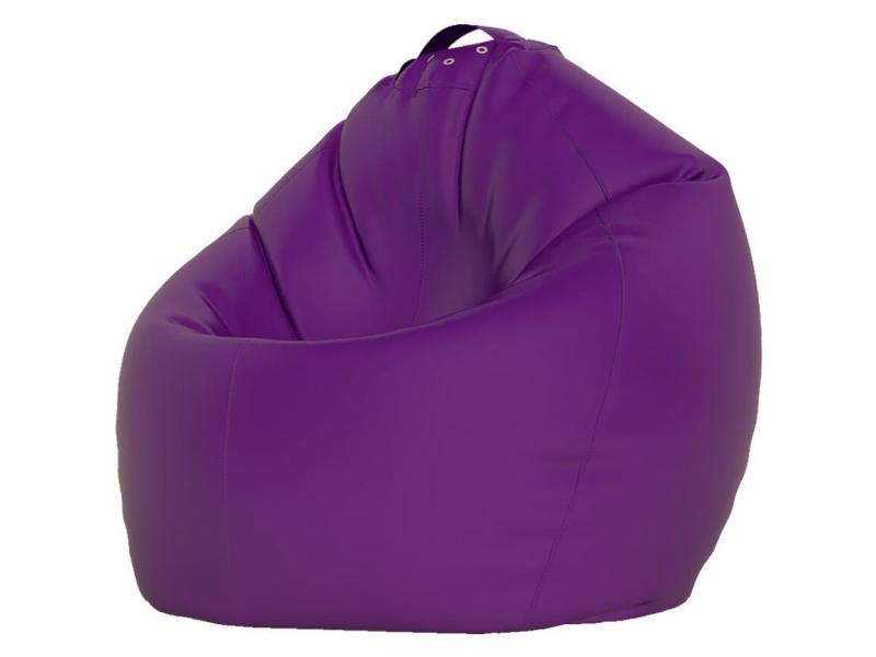 Кресло-мешок XXXL нейлон сиреневый